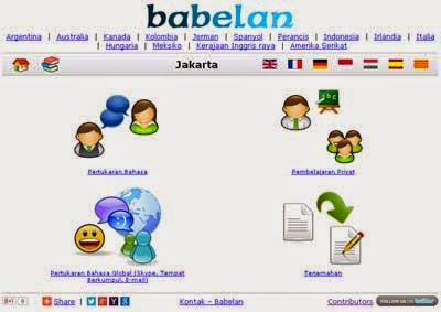 Babelan.net en Indonesio