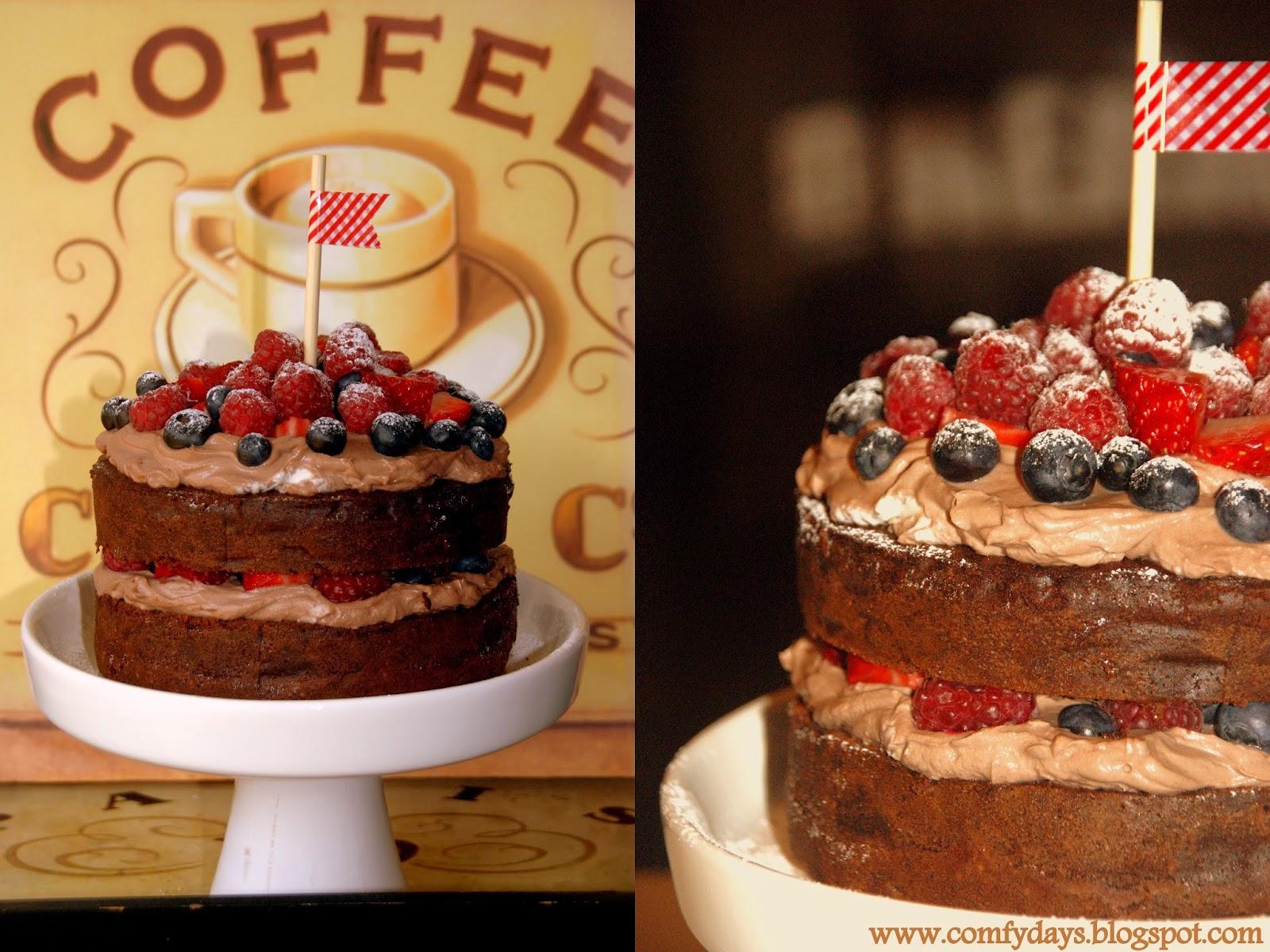 Most Delicious Birthday Cake Present Ideas