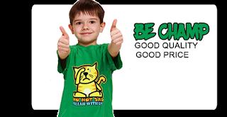 contoh-kaos anak-muslim-T-Shirts