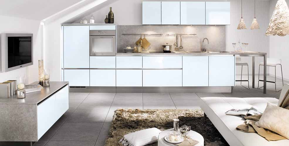 Gambar Desain Dapur Nuansa Hitam Putih Desain Rumah Mesra