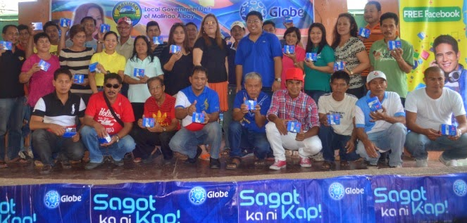 Globe community-based Disaster Risk Reduction and Management Program