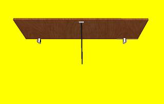 Meja Setrika yang Praktis