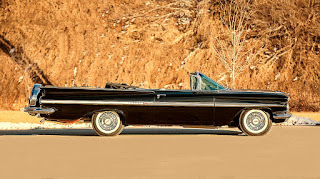 1959 Chevrolet Impala Convertible Side Right