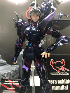 Novedades de Tamashii Nations desde la Unboxing Toy Convention