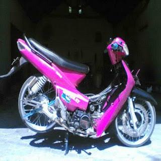 4 Bengkel modifikasi body motor dan berapa harga airbrush motor mio beat satria fu bebek di malang jakarta bandung medan