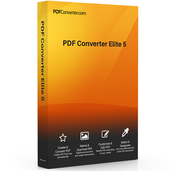 How to Convert PDF to CSV With PDF Converter Elite