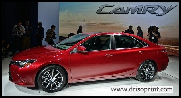 2016 Toyota Camry Price in South America