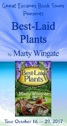 BEST LAID PLANTS BLOG TOUR