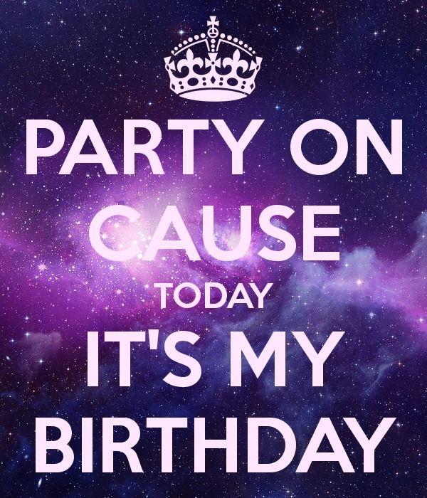 my birthday dp