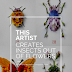 [PHOTOGRAPHY] This Artist Creates Insects out of Flowers and I Think I'm in Love