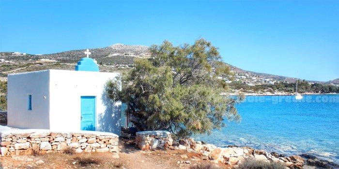 informazioni e suggerimenti sull'isola di Paros