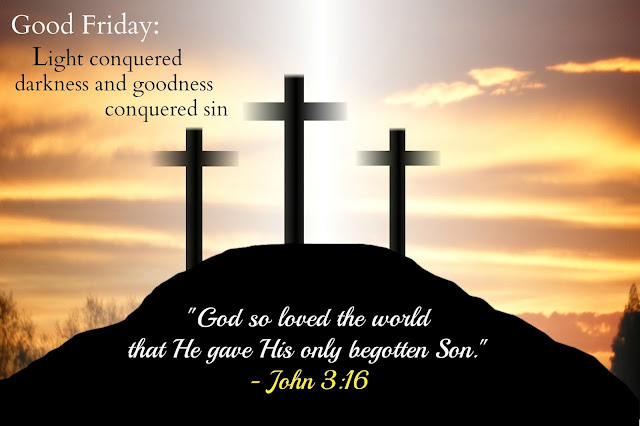 Good Friday 3D Wallpapers
