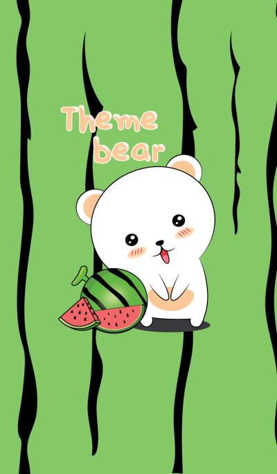 Theme bear ^^