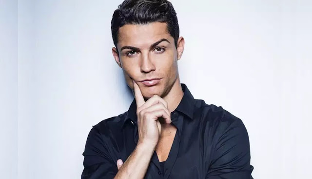 Cristiano Ronaldo Thinking