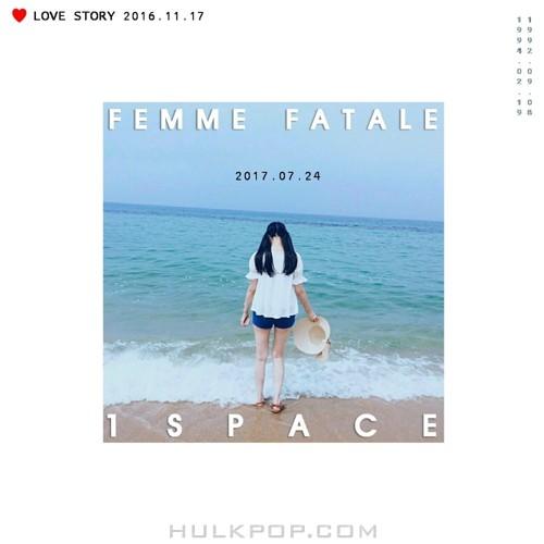 1Space – Femme Fatale – Single
