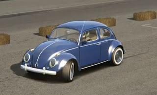 Assetto Corsa : Volkswagen Beetle 1600S