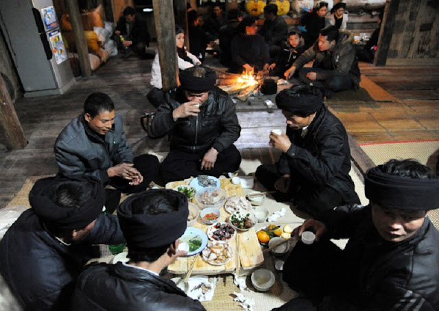 Traditional Khu Cu Te festival of La Chi ethnic group, Ha Giang 9