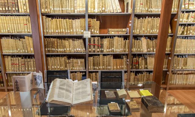 Nueva donación de libros al Fondo Antiguo de la BUMU
