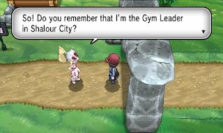 Pokemon Y 3DS - Screenshot 3