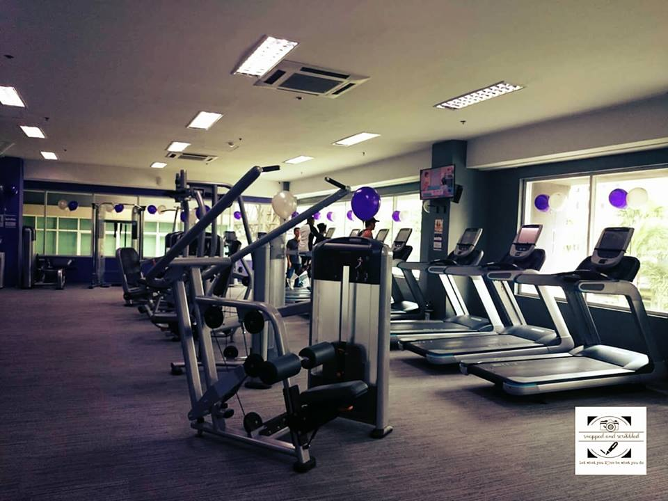 Anytime fitness getting fit 24 7 snapped and scribbled for Fitness 24 7 mobilia