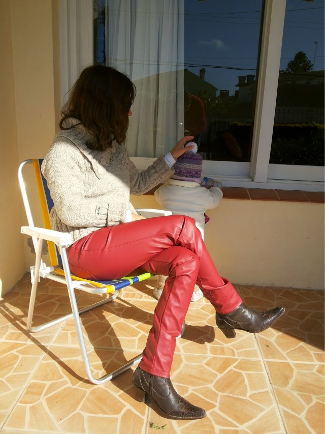 21 modos de como usar calça de couro (real ou sintético)