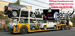 empresas transporte coches