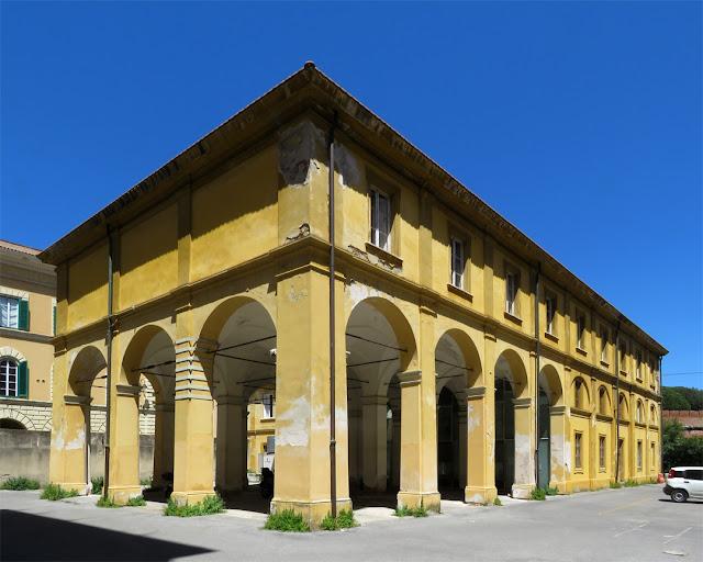 Former Old Fish Market, Via dei Pescatori, Livorno