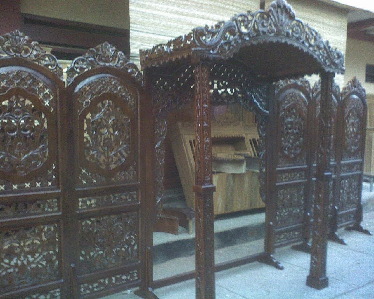 All Information About Travel The Beauty Of Teak Carving