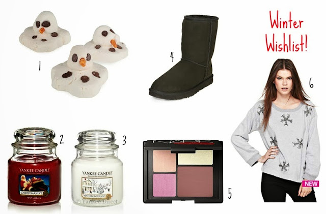 Winter Wishlist!