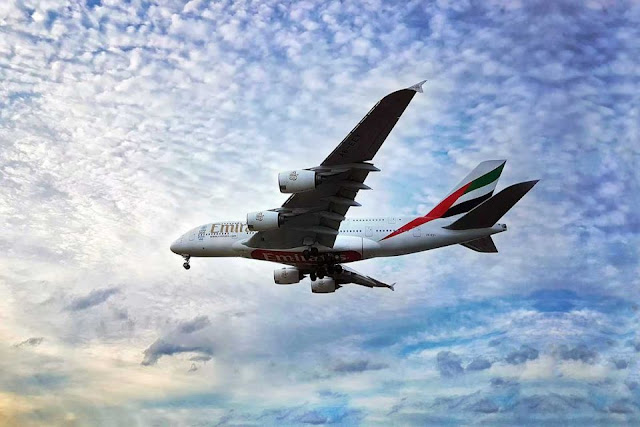 Emirates says to deploy A380 on Glasgow route in 2019