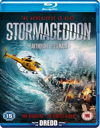 Stormageddon (2015) Dual Audio Hindi 480p BluRay 250MB ESubs Movie Download