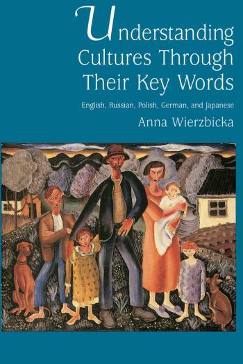 Understanding Cultures Through Their Key Words PDF Book