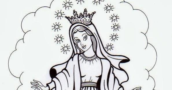 El Rincón De Las Melli Nuestra Señora De La Medalla Milagrosa