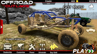 Offroad Outlaws Apk (MOD free shopping) for Android