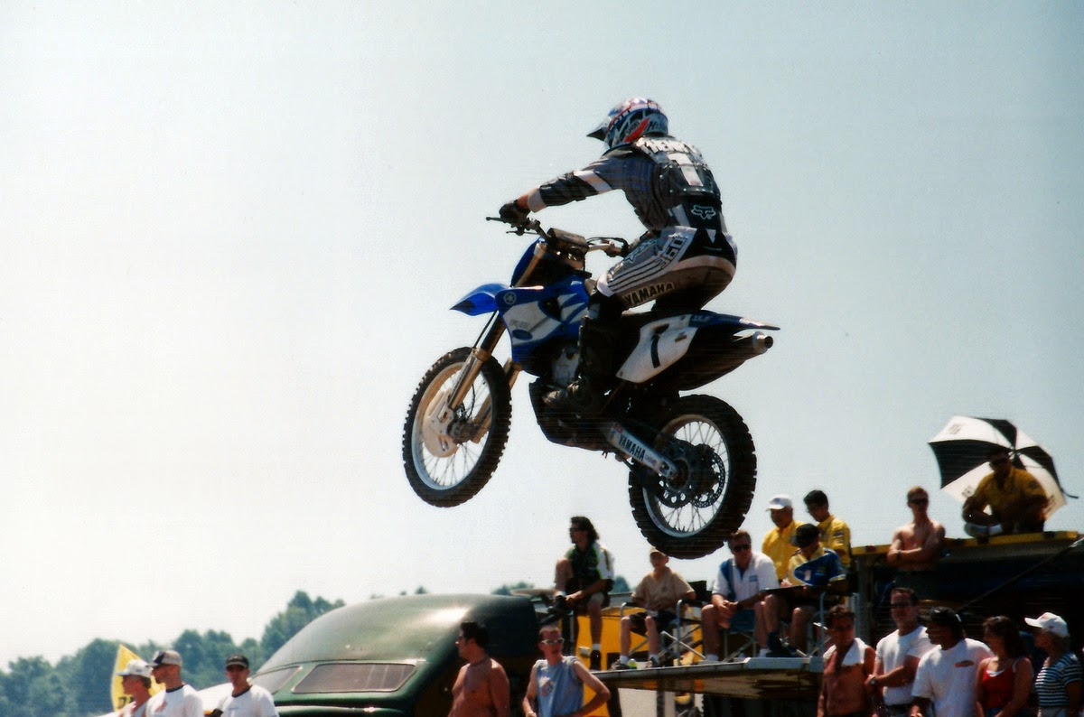 Doug Henry - High Point 1999