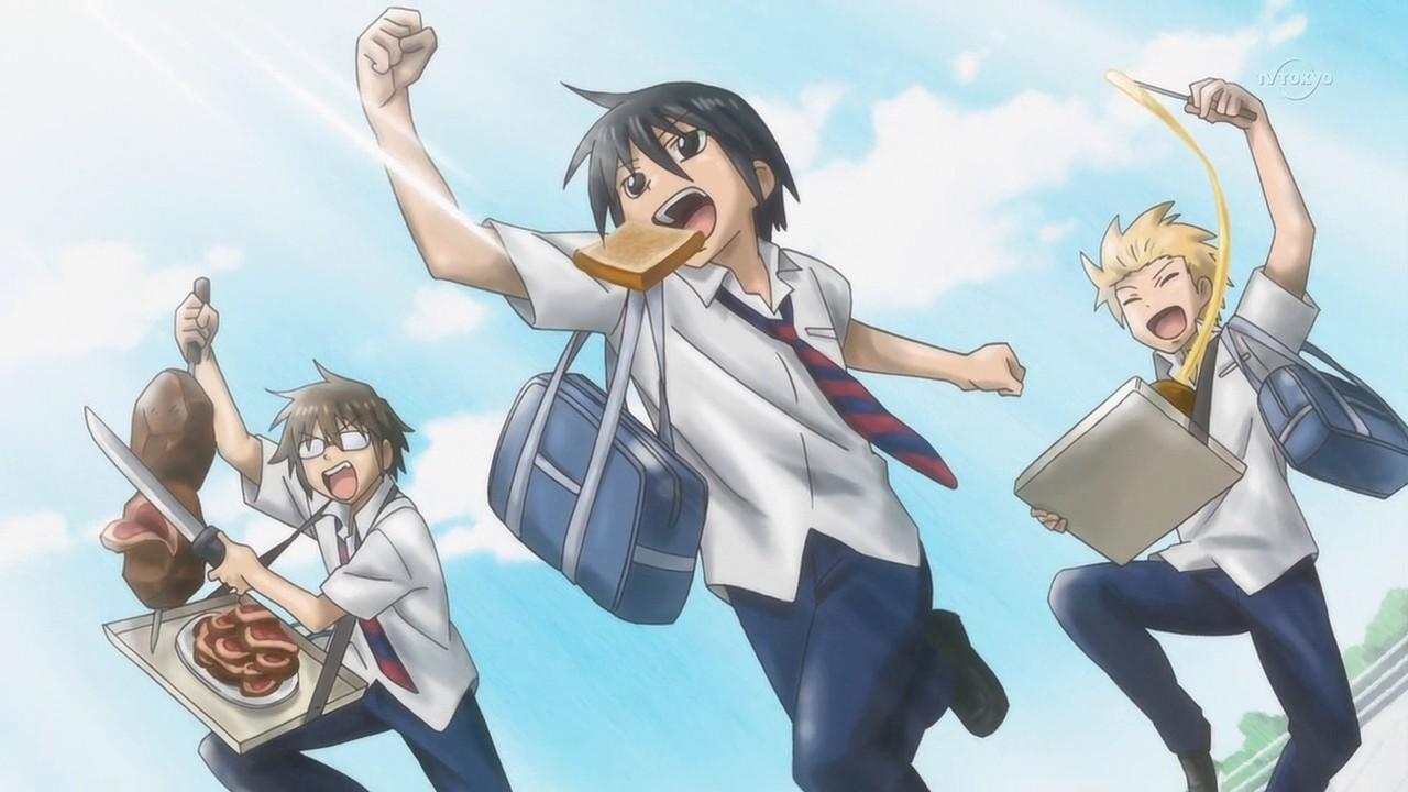 42 Rekomendasi Anime Comedy Terbaik untuk Pecinta Humoris dijamin Kocak