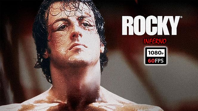 Rocky Colección Completa (1976-1990) BRRip 1080p 60fps Español Latino-Inglés