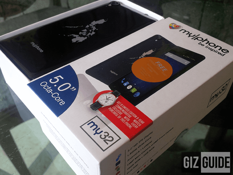 MyPhone My32 review