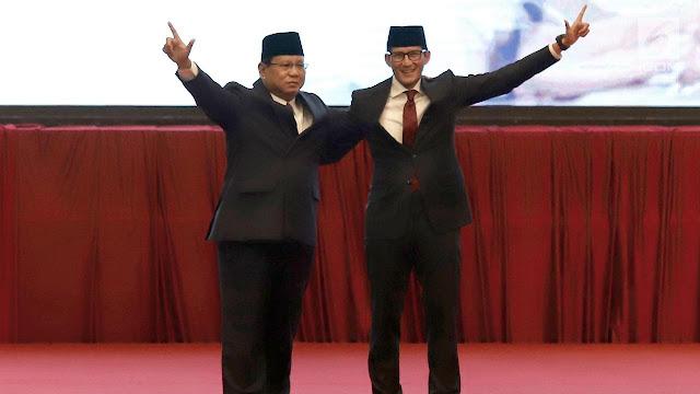 Ini yang Dilakukan Prabowo Jelang Debat Perdana