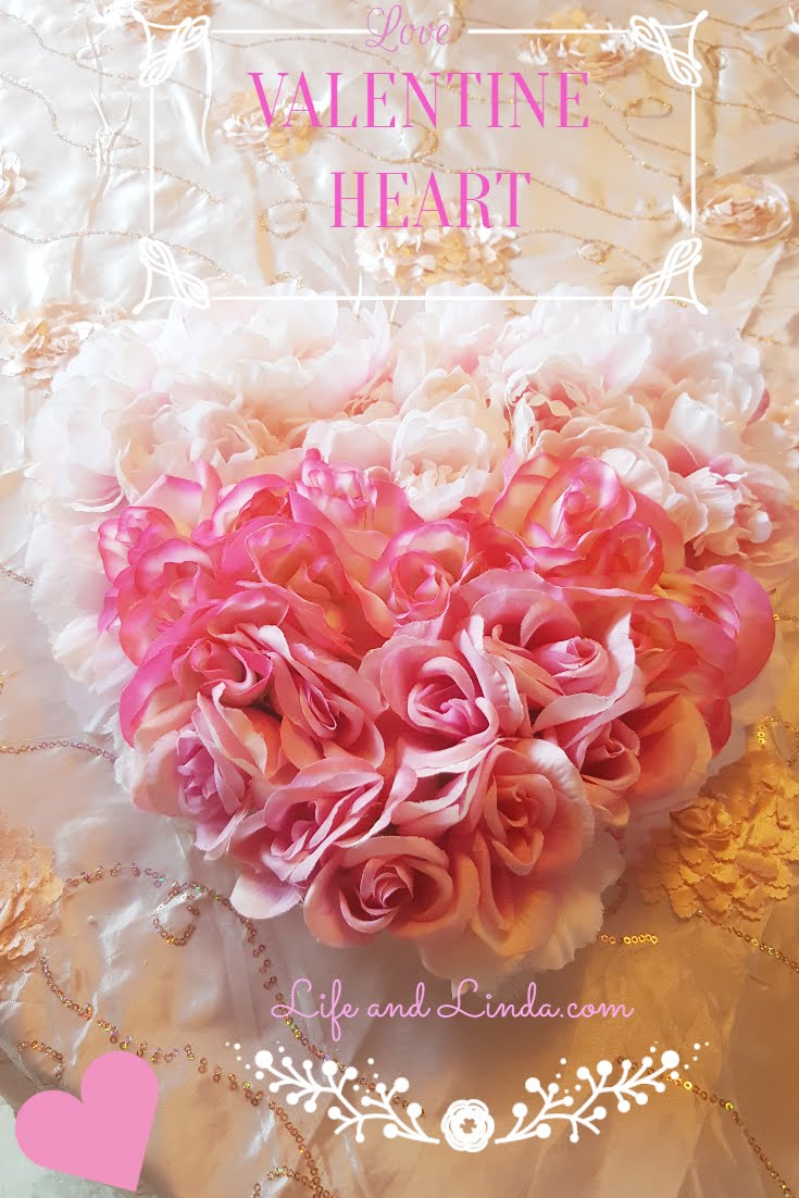 ombre Valentine Heart