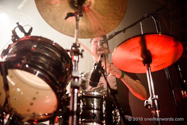 Japandroids at Indie88's Up in Smoke Legalization Event at The Phoenix Concert Theatre on October 17, 2018 Photo by John Ordean at One In Ten Words oneintenwords.com toronto indie alternative live music blog concert photography pictures photos