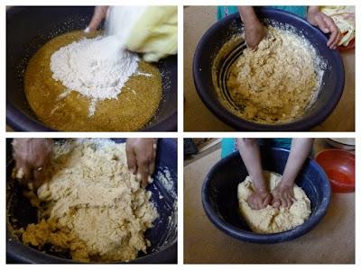 Ägyptisches Dattelgebäck Kaab El Ghazal Rezept Keks