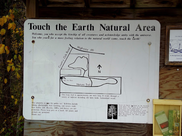 Touch the Earth Nature Preserve