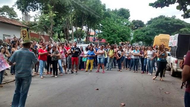 Greve Anunciada em Goiânia pelos Servidores da Educação