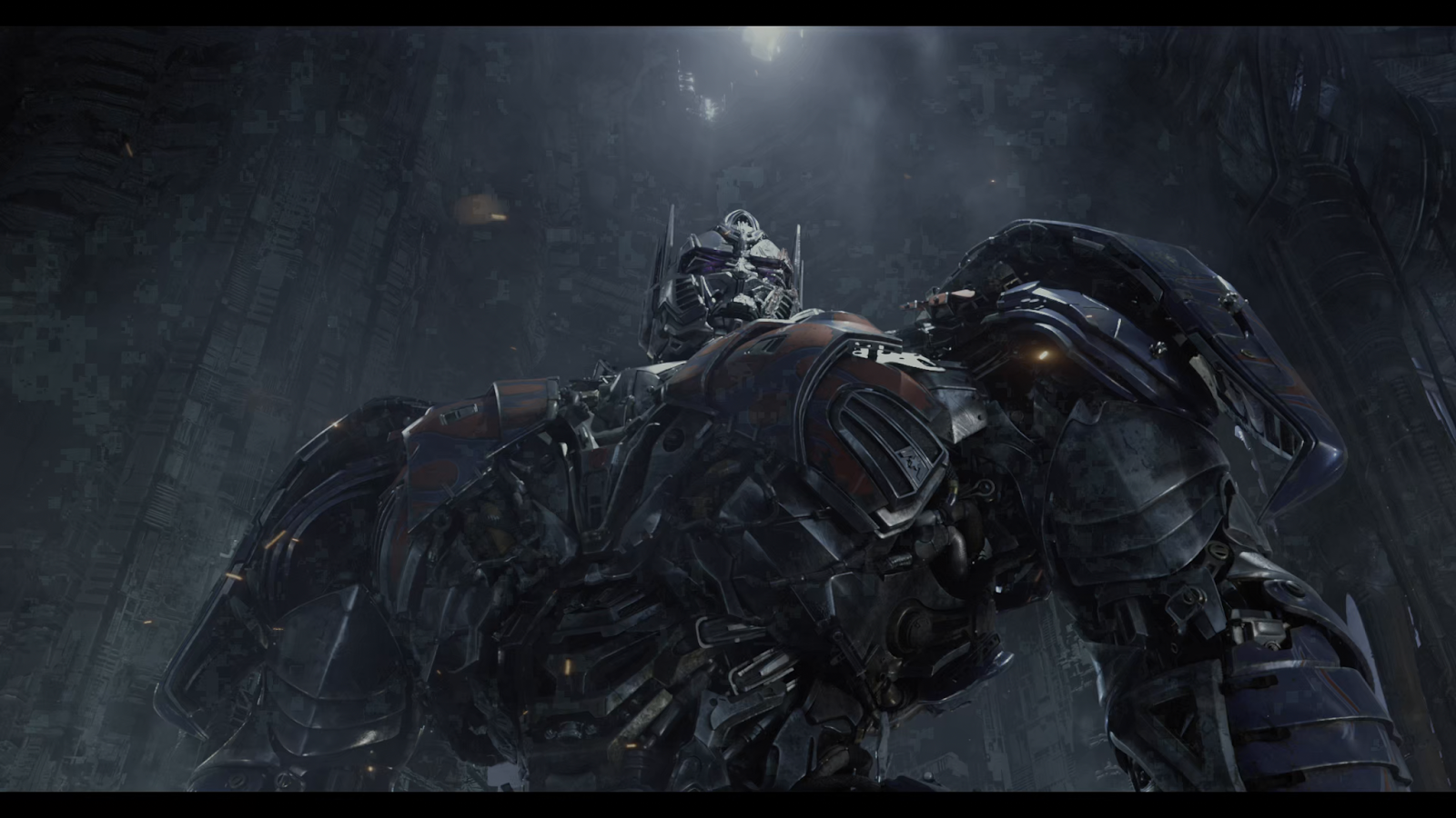 Transformers: el Ultimo Caballero (2017) 4K UHD [HDR] Latino - Ingles captura 2