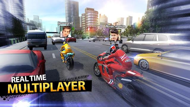 Highway Moto Rider 2 v1.4 MOD