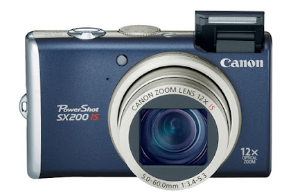 Canon PowerShot SX200 IS Driver Download Windows, Mac