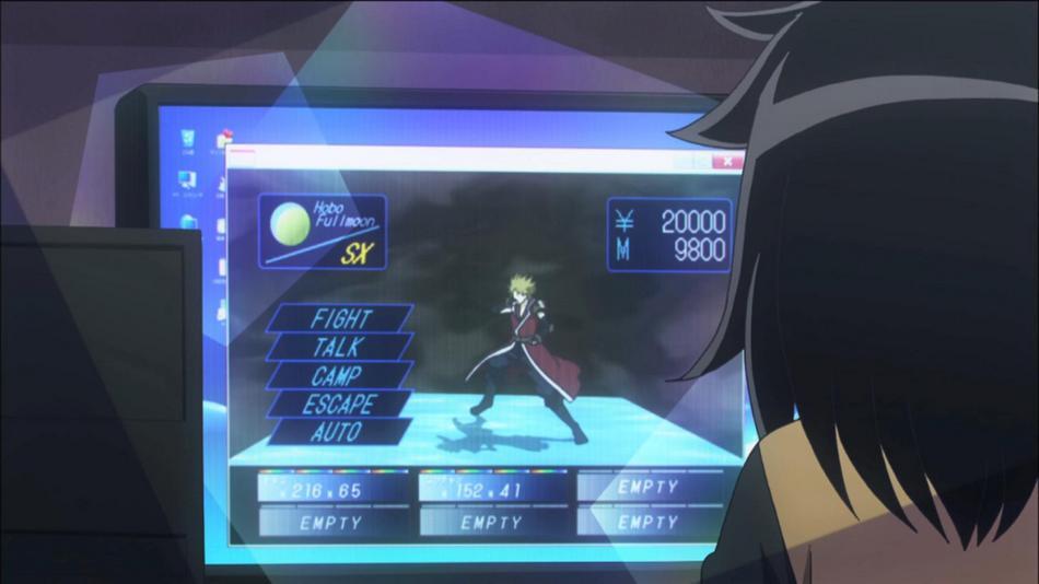 neet anime girl