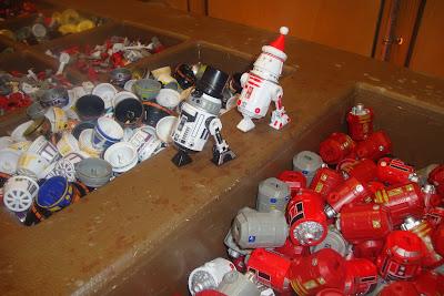 Robozinhos de Star Wars