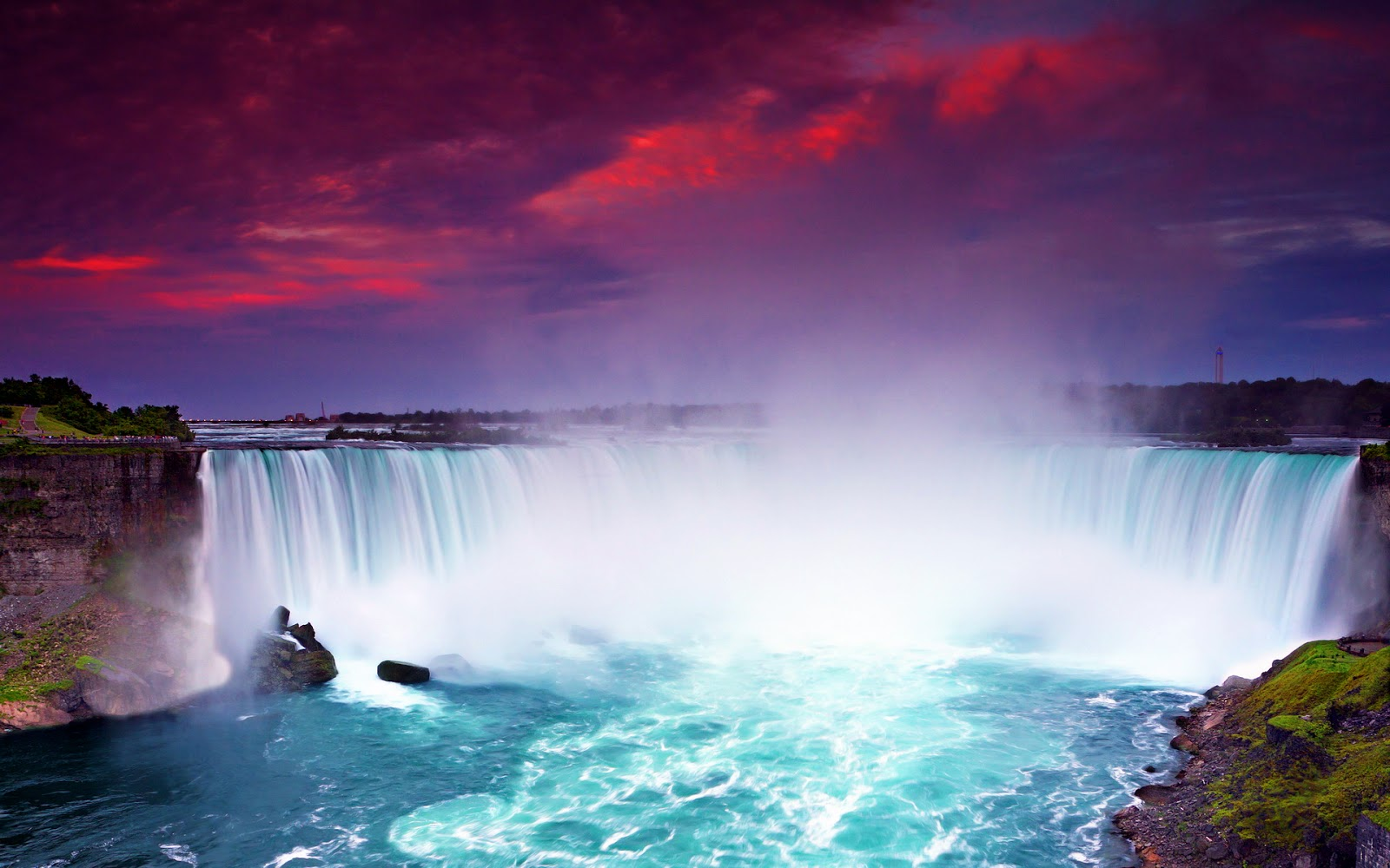 Niagara Falls Live Wallpaper Beautiful Wallpapers Waterfall Wallpapers